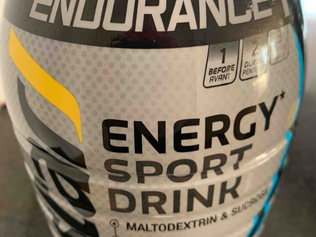 Endurance+, tropical flavor von mwachter | Hochgeladen von: mwachter