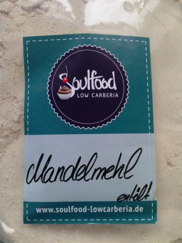 Mandelmehl - entölt- soulfood | Hochgeladen von: lillitraeumerin
