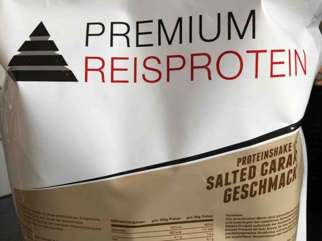 Premium  Reisprotein, Hafermilch von Schtinger | Hochgeladen von: Schtinger
