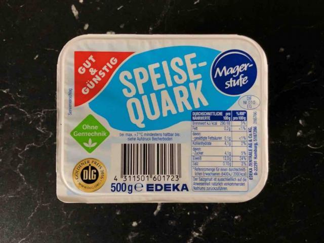 Speisequark (Magerstufe) von hngyentran   Hochgeladen von: hngyentran