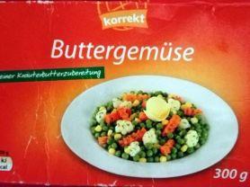 korrekt Buttergemüse mit feiner Kräuterbutterzubereitung, Fe | Hochgeladen von: Wtesc