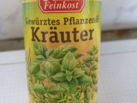 Gewürztes Pflanzenöl, Kräuter | Hochgeladen von: ladaflitzer