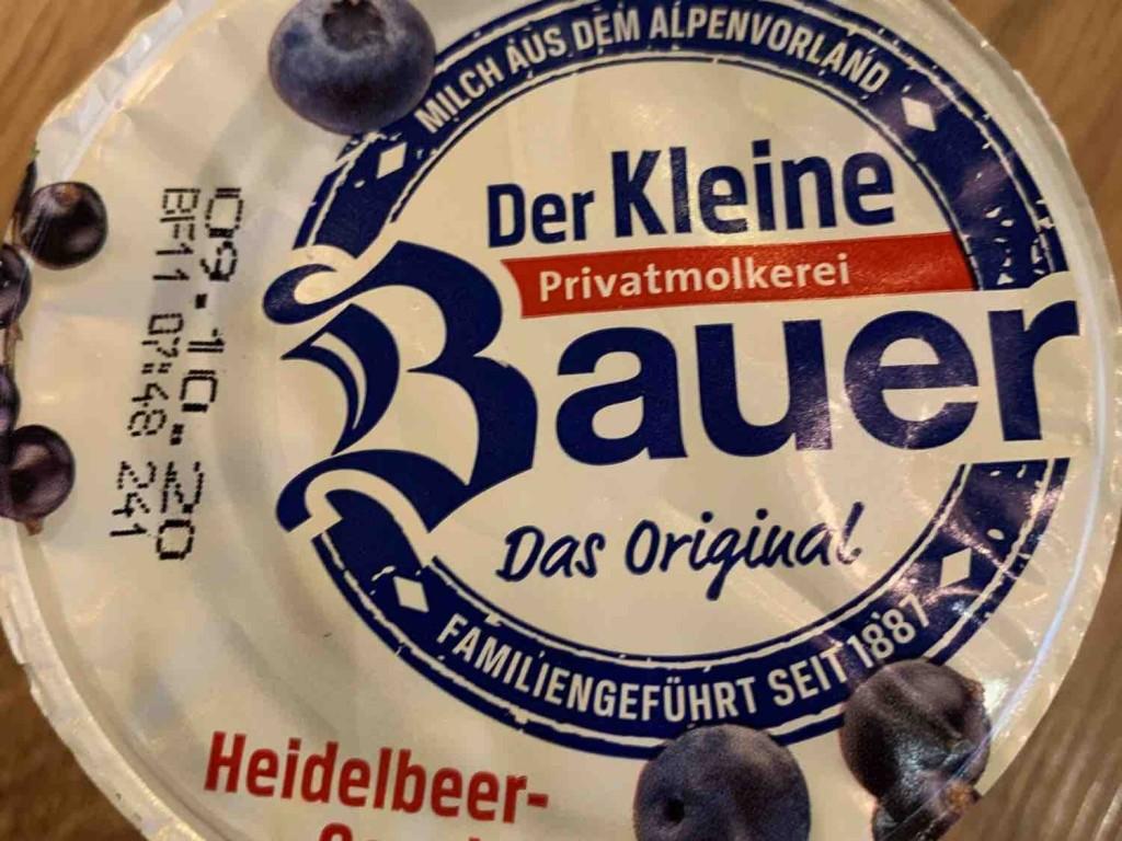 Joghurt Mild, Heidelbeere Cassis von hutterhans | Hochgeladen von: hutterhans