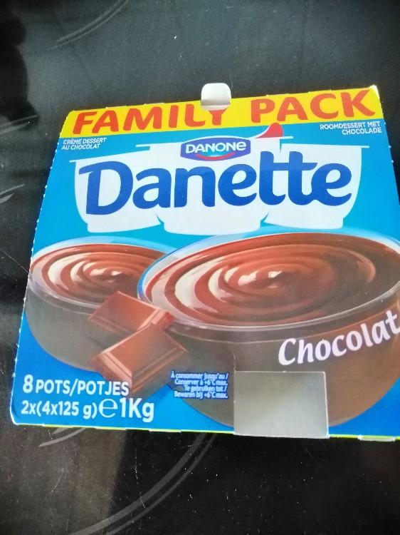 Danette Pudding Schoko, Schokolade von Tenmanya | Hochgeladen von: Tenmanya
