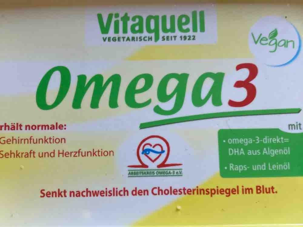 Omega 3 Margarine von Nowipes | Hochgeladen von: Nowipes