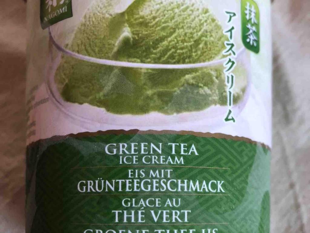 Eis mit Grünteegeschmack, Grüner Tee von DanteX   Hochgeladen von: DanteX