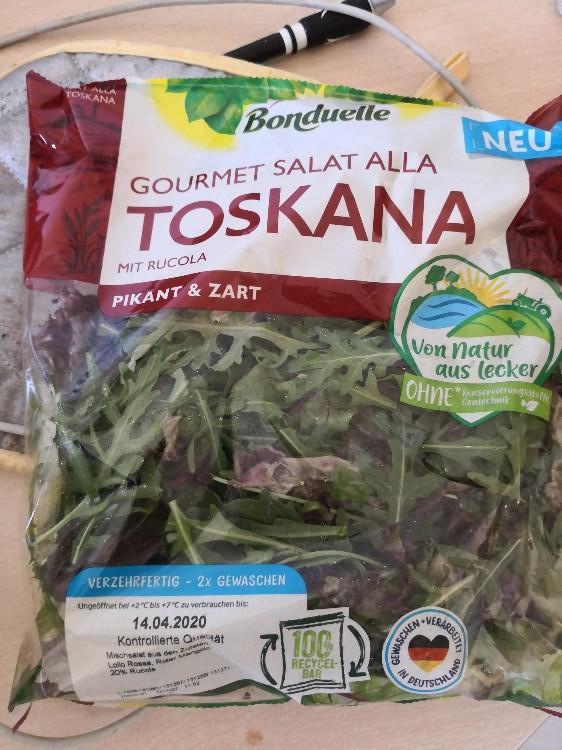 Gourmet Salat alla Toscana von sanbodymedia644 | Hochgeladen von: sanbodymedia644