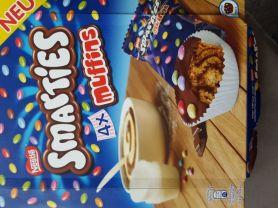 Muffins mit Smarties | Hochgeladen von: j.garbe72