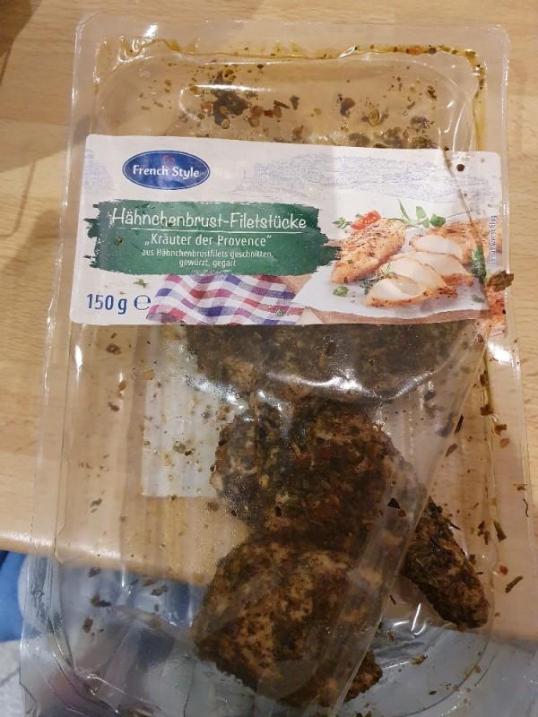 Hähnchenbrust-Filetstücke, Kräuter der Provence von arnoschaefer | Hochgeladen von: arnoschaefer