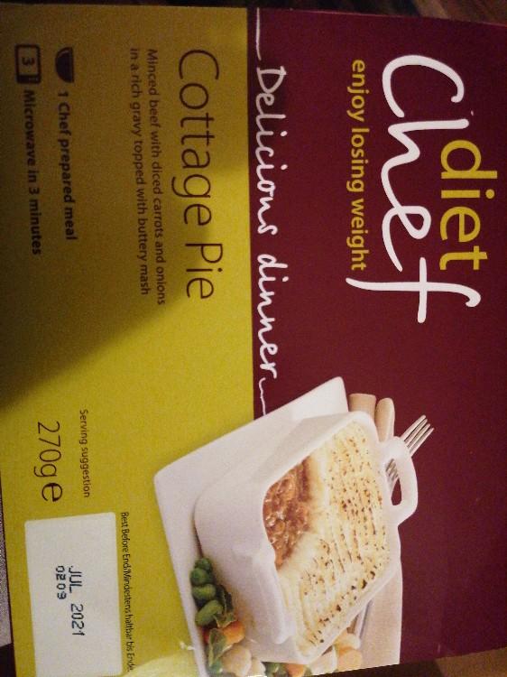 diet chef Cottage Pie von Lemmi | Hochgeladen von: Lemmi