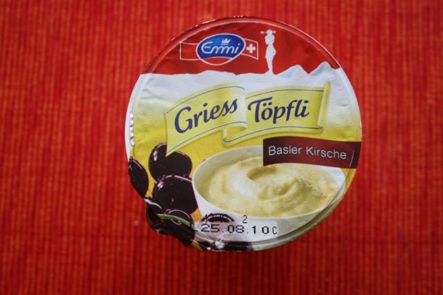 Griess Töpfli, Basler-Kirsche | Hochgeladen von: LovePeaceFashion