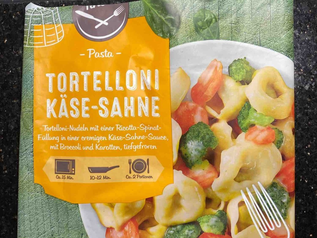 Tortelloni Köse-Sahne, la Finesse von martin.sobik | Hochgeladen von: martin.sobik