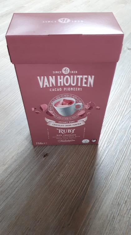 Van Houten Ruby Chocolate Drink Powder von phoenixengel77538 | Hochgeladen von: phoenixengel77538
