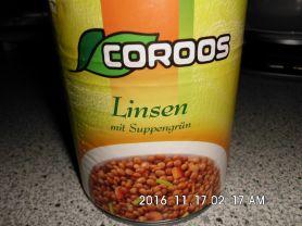 Linsen mit Suppengrün | Hochgeladen von: Pummelfloh