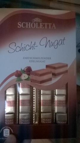 Scholetta, Schicht Nougat | Hochgeladen von: dagi.s