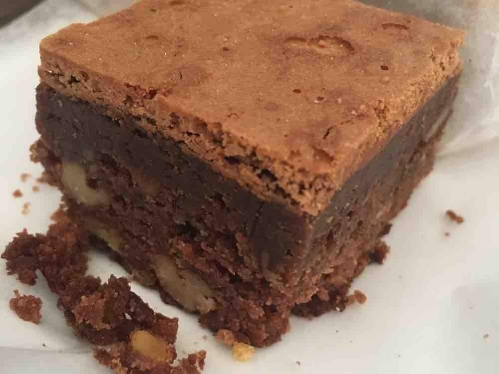Brownie, Schokolade-Walnuss von Carafluff | Hochgeladen von: Carafluff