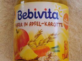 Bebivita Hafer in Apfel-Karotte | Hochgeladen von: Enomis62