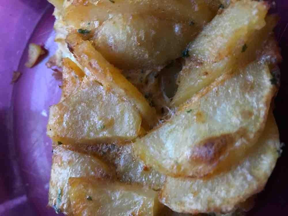 Tortilla, Omelett aus Kartoffeln, Eiern und Zwiebeln von gioele   Hochgeladen von: gioele