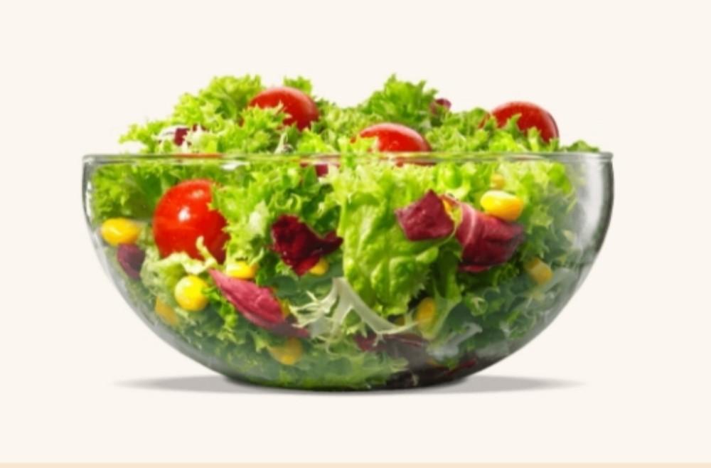Snack Salat, ohne Dressing von 000a946 | Hochgeladen von: 000a946