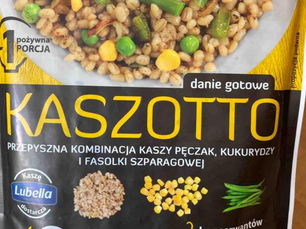 Kaszotto, kasza p?czka, kukurydza, fasolka szparagowa von Sabian   Hochgeladen von: Sabian
