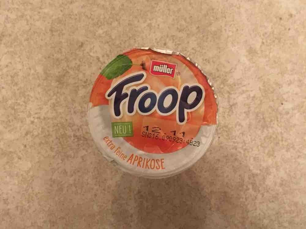 Froop Aprikose von georg55   Hochgeladen von: georg55