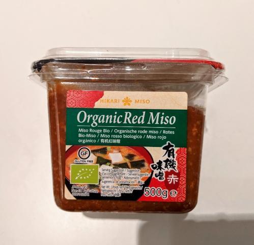 Organic Red Miso von scarfacemauri639 | Hochgeladen von: scarfacemauri639