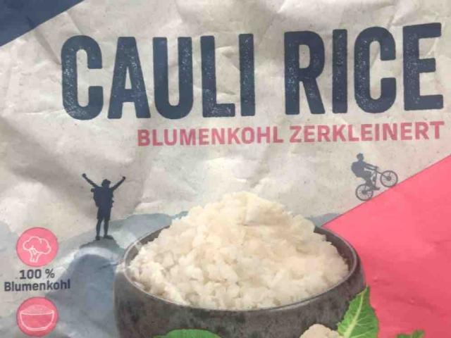 Cauli Rice (Blumenkohl Zerkleinert) von Hasebo | Hochgeladen von: Hasebo