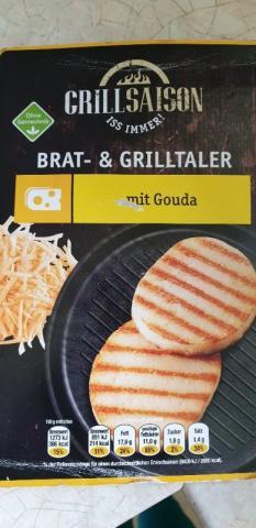 Brat- & Grilltaler, mit Gouda von lineu03338 | Hochgeladen von: lineu03338