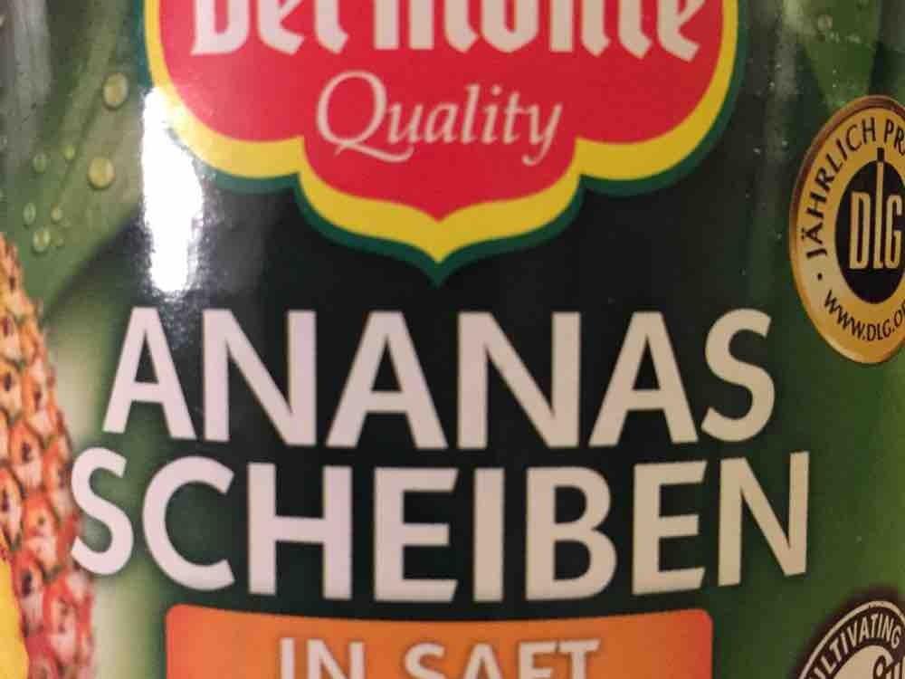Ananasscheiben, in Saft von jess.sicca | Hochgeladen von: jess.sicca