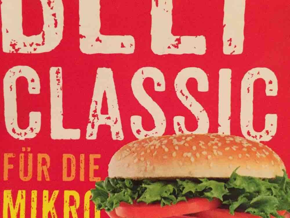 Beef Classic Burger von s15evo363   Hochgeladen von: s15evo363