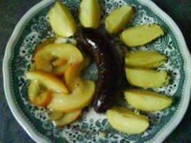 Boudin mit karamellisierten Äpfeln | Hochgeladen von: Radhexe