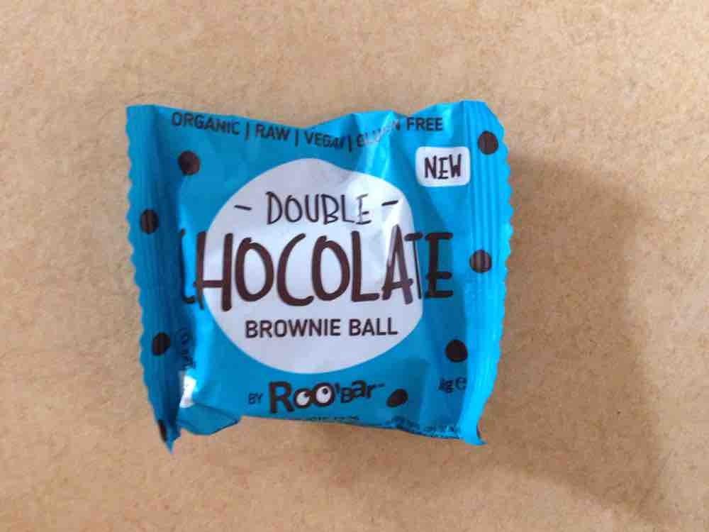 Double Chocolate Brownie Ball von Eva Schokolade | Hochgeladen von: Eva Schokolade