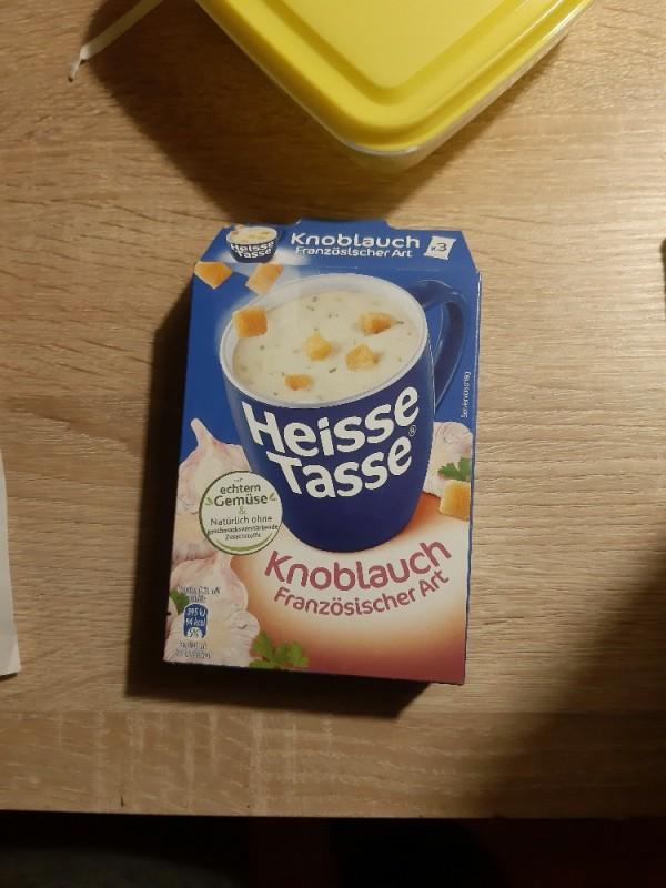 Heisse Tasse, Knoblauch Französische Art von Kaesy1806   Hochgeladen von: Kaesy1806