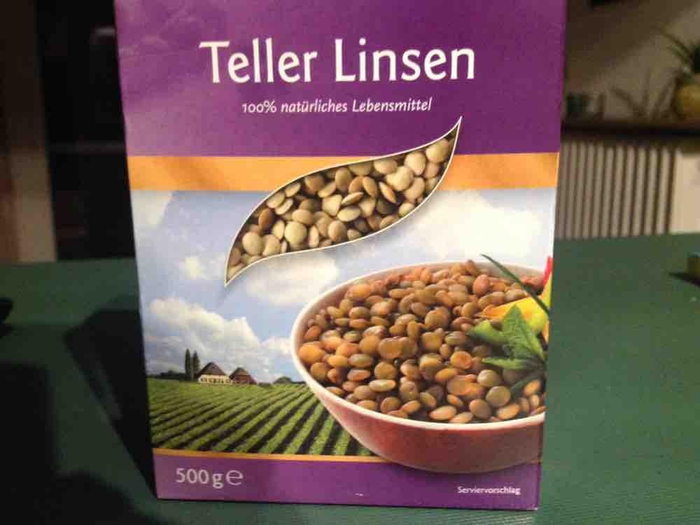 Teller Linsen von HeikeAenne | Hochgeladen von: HeikeAenne
