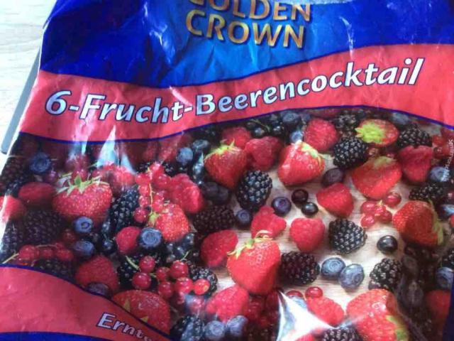 Beerencocktail erntefrisch von BChristiane | Hochgeladen von: BChristiane