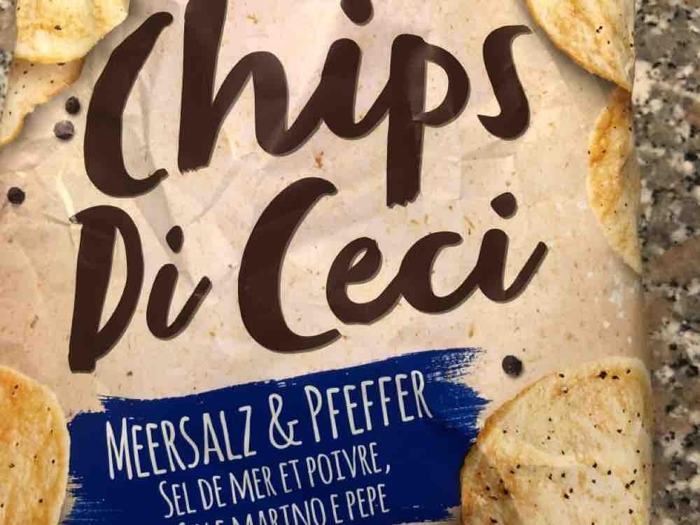 Chips di Ceci, Kichererbsen-Kartoffel Snack von Smily1980 | Hochgeladen von: Smily1980