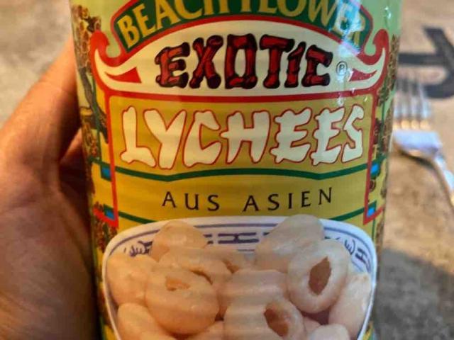 Lychees Exotics, Lychee von BernieBella | Hochgeladen von: BernieBella