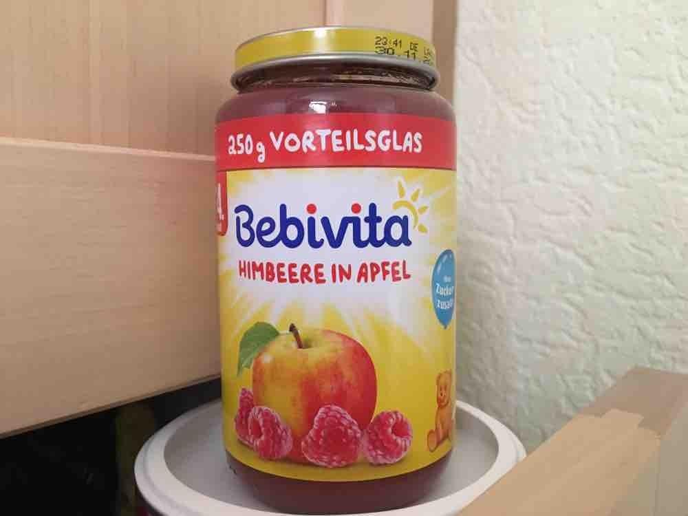 Bebivita Himbeere in Apfel  von amy3   Hochgeladen von: amy3