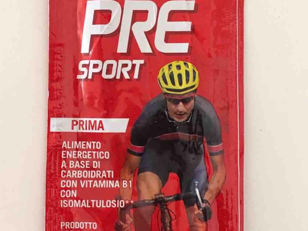 PRE Sport, Gusto Cola von HansH   Hochgeladen von: HansH