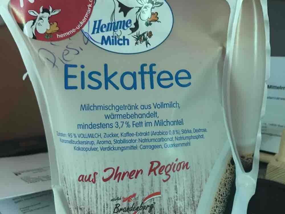 Eiskaffee von KiKiSePi | Hochgeladen von: KiKiSePi