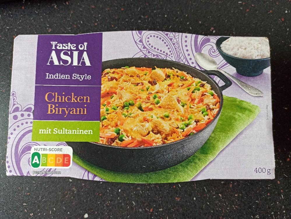 Chicken Biryani, mit Sultaninen von marv1509x | Hochgeladen von: marv1509x