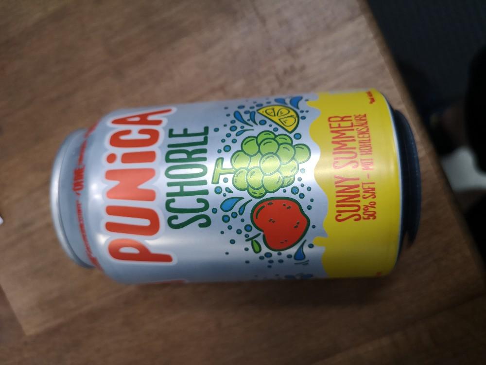 Punica Fruchtig & Spritzig, Sunny Summer Mix von Maniacs05 | Hochgeladen von: Maniacs05