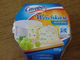 Cavabel Weichkäse, Weiß-Blau | Hochgeladen von: Jette1893