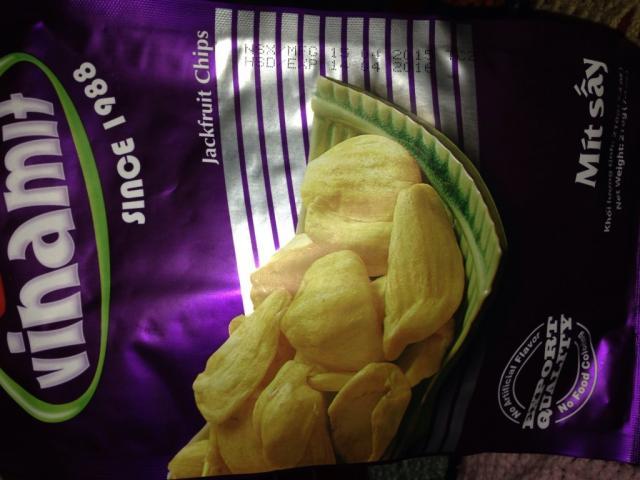 Jackfruit Chips   Hochgeladen von: ToroInoue