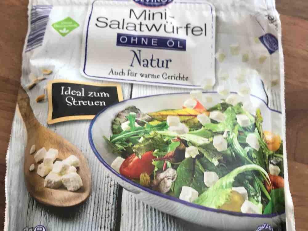 Mini-Salatwürfel, natur von chakki1156 | Hochgeladen von: chakki1156