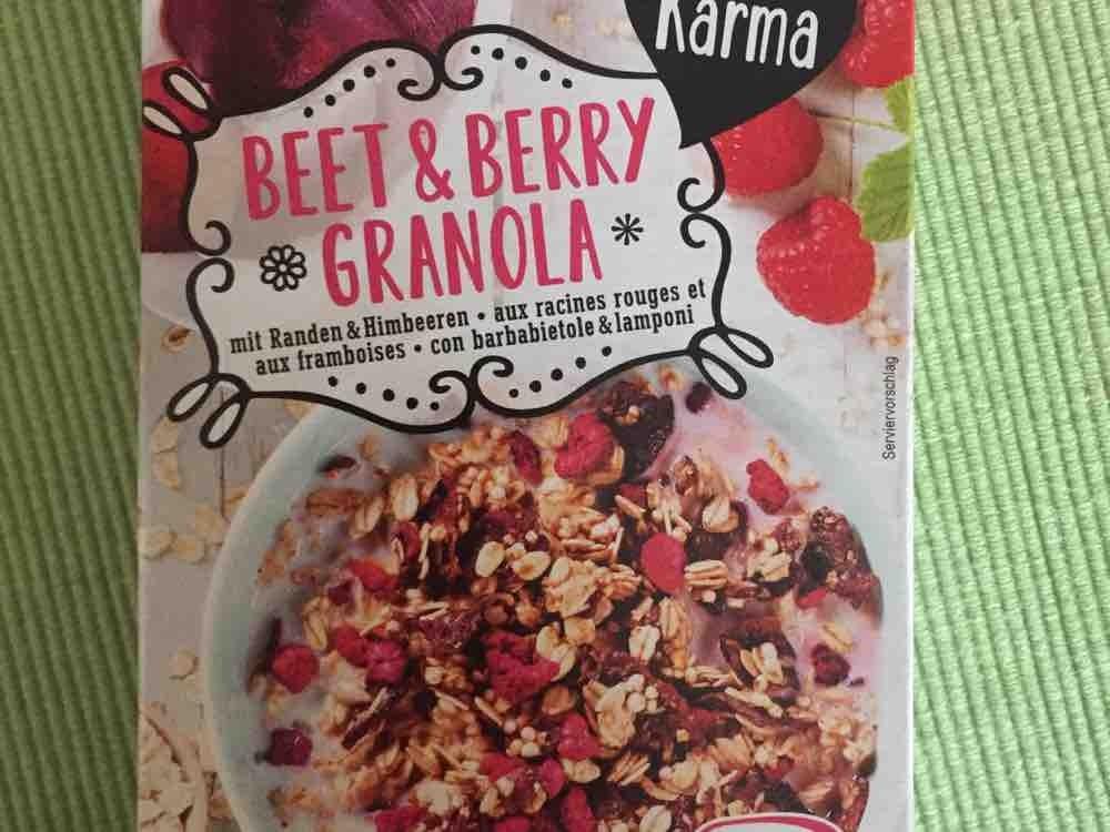Beet & Berry Granola von sabrina97albrec563 | Hochgeladen von: sabrina97albrec563