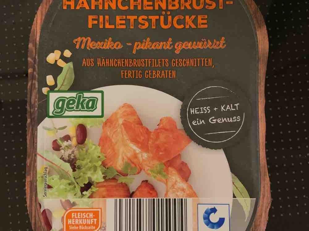 Hähnchenbrust Filetstücke  - Mexiko pikant gewürzt von marcellus92   Hochgeladen von: marcellus92