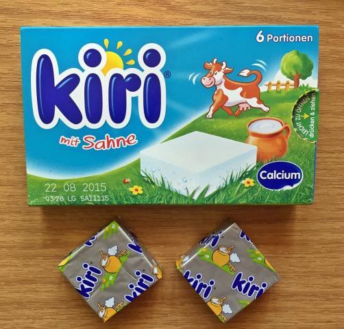 Kiri, mit Sahne   Hochgeladen von: xmellixx