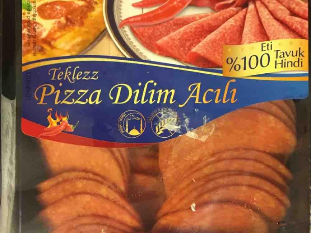 Erciyes Pizza Salami scharf von strip | Hochgeladen von: strip