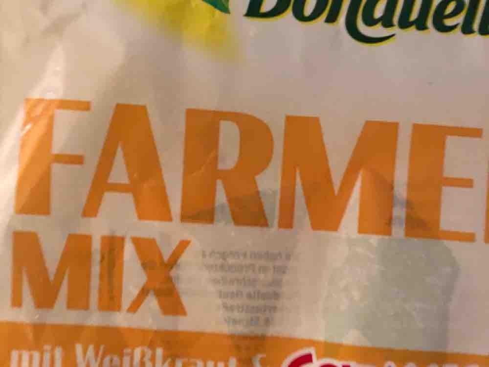 Frischer Farmer-Mix, mit Mais von Florian234 | Hochgeladen von: Florian234
